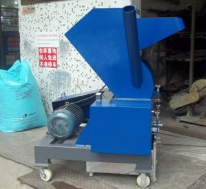 China Hot selling HDPE pipes /PP/PE plastic cutting machine crusher plant on sale