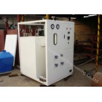 Stainless Steel Exothermic Gas Generator With Brightness Bluing Treatment