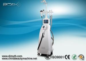 China Radio Frequency Ultrasonic Cavitation Slimming Machine Vacuum Roller 800W 5Mhz on sale