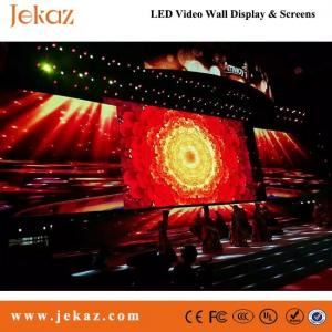 China JEKAZ high quality big indoor P2.5 Ecran video LED screen for event/concert rent/hire on sale