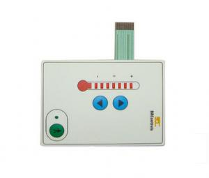 China Autotex F200 XE UV resistance LED Metal Dome Membrane Switch on sale
