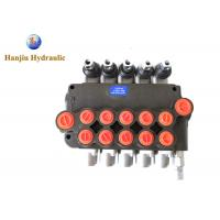 China 80liters 5P80 Relief Valve Set Pressure manual hydraulic directional control valves on sale