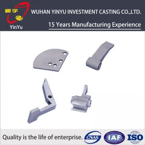 China Low Tolerance Custom Metal Casting Products , Stainless Steel Hardware Fittings on sale