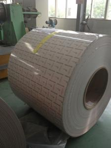China 1035, 1100, 1200, 3A21, H14, H24 Cold Rolled Aluminum Plate 600-2100mm Width on sale