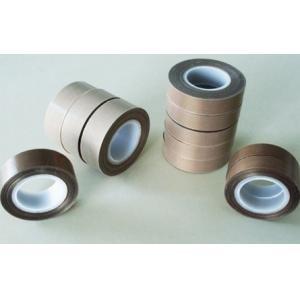 China PTFE Coated Fiberglass Adhesive Tape, Fiberglass Products on sale