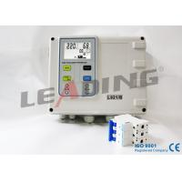 China Low Noise Pressure Booster Pump Controller With Segment LCD Display on sale