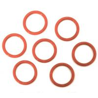 China Food Machinery EPDM OEM Silicone Rubber O Rings on sale