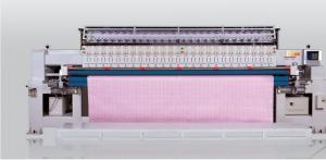 China High Speed Computerized Quilting And Embroidery Machine CE Certification on sale