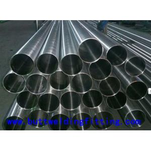 China 14 Sch10S ASTM A790 Duplex Stainless Steel Pipe cold rolled UNS S32760 on sale