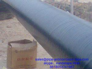 China Pipeline external coating material on sale
