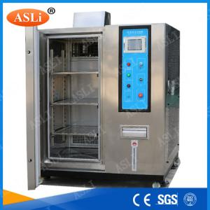 China UN 38.3 Battery Testing Equipment , Programable Temperature Humidity Test Chamber on sale