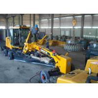 16.5 Tons XCMG GR215 Motor Grader 215HP Horsepower Construction Road Machinery