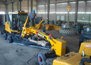 China 16.5 Tons XCMG GR215 Motor Grader 215HP Horsepower Construction Road Machinery on sale