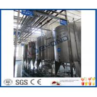 Juice Tea Beverage Production Line , Food And Beverage Service Equipments