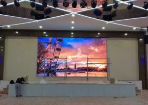 China SMD1515  Led Video Wall Ocolour Signs  Display For Shopping Centers Use on sale