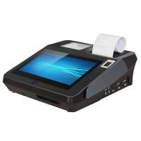 Android Credit Card Reader POS with EMV Certificate Multi - touch Screen
