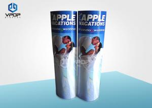 China Light Weight Cardboard Product Displays  For Resort Promotion on sale