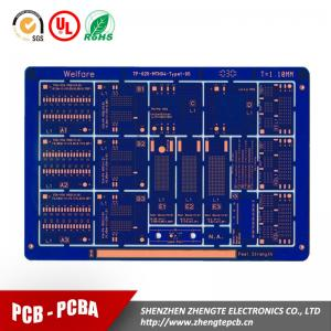 China full certificate multilayer HDI pcb manufacture in china with very good quality on sale