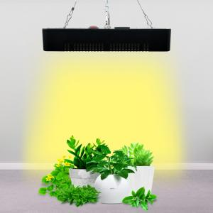 China 1000W grow lights for indoor plants full spectrum hydroponic led grow lights with red plastic cover on sale