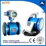 Chemical Industrial Sewage Electromagnetic Flow Meter with low cost