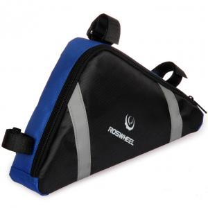 China PVC PVC Triangle Bicycle Bike Bag Front Frame Pipe Pouch Bag Dropshipping on sale