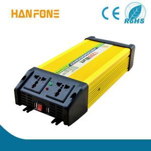 China HANFONG fora da C.C. quente quente da venda 12v-230v do inversor 1200W do poder da venda do inversor solar da grade ao melhor portátil do uso da casa da C.A. on sale