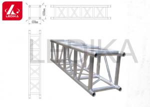 China SQS450 Outside Large And Small Aluminum Lighting Truss With Arch Roof Top on sale
