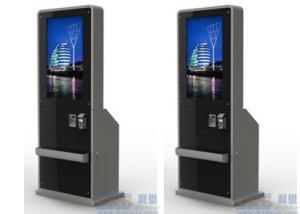 China 55 Inches Interactive Internet Touch Screen Information Kiosk Self Service For Shopping Mall on sale