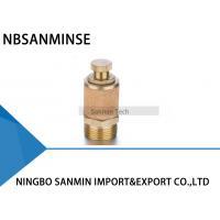 Silencer Sintered Copper Muffler Brass Fitting Exhaust Muffler Throttle Valve NBSANMINSE B 1/8 1/4 3/8 1/2 3/4 1 Type