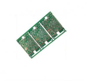 China Halogen-free FR4 / Rogers HDI double sided pcb 1oz copper on sale