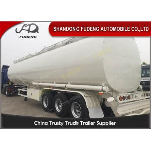 China 60000 Liters fuel tank truck trailer for edible cooking oil delivery sale on sale