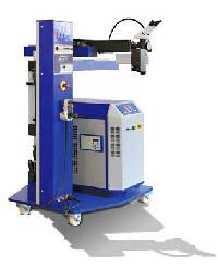 China LAMP PUMP AUTOMATIC YAG LASER WELDER for solid-state relay seal on sale