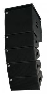 China Active Pro Audio Conference Room Speakers Full Range Line Array Speaker Box on sale