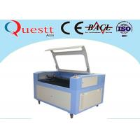 High Flexibility Metal Engraving  Machine , 100 Watt Laser Leather Engraving Machine