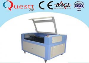 China High Flexibility Metal Engraving  Machine , 100 Watt Laser Leather Engraving Machine on sale