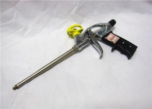 China Plastic Handle Polyurethane Pu Foam Gun Caulking Gun Heavy Duty Ce Certificated on sale