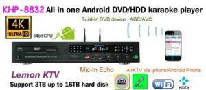 Wholesale Android Home KTV karaoke player sing machine