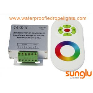China Plastic Cover LED Lighting Accessories 20 Meter RF LED Light Controller on sale