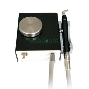 China New Black Color Dental Air Polisher Machine / Cleaning Sandblasting Machine SE-J025 on sale
