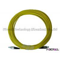 Simplex Fiber Optic Patch Cord FC/PC – FC/PC Single Mode Fiber Jumpers 3.0mm