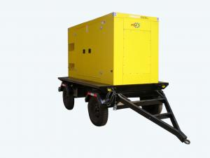 China Silent Diesel Generator For Home Use KDE7000T on sale