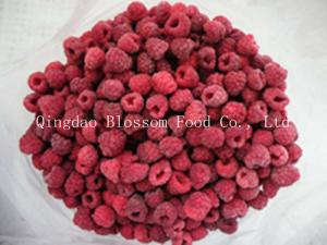 China IQF Frozen Raspberry on sale