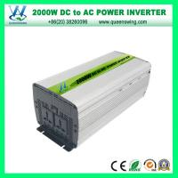 China Fully Automatic 12V 2000W DC AC Power Converter (QW-M2000) on sale