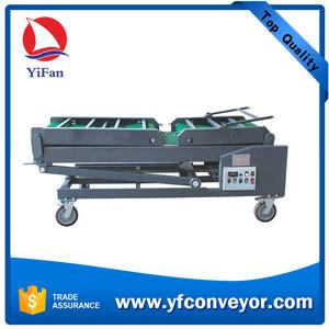 China Automatic Portable and Foldable Truck Loading Conveyor on sale