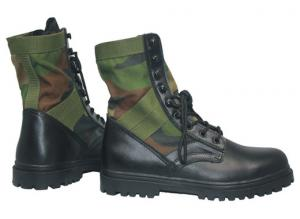 China Military Safety Boots-PT003 on sale