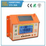 12v/24v太陽電池パネルのコントローラー太陽充満コントローラーの好ましい価格20a中国Hanfong