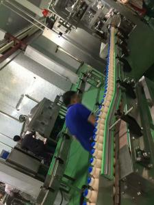 China High Speed UHT Milk Production Line Large Milk Production Equipment ISO Approve on sale