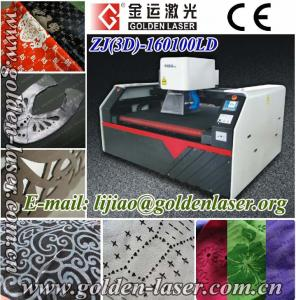 China Galvo Large Format 3D Laser for Engraving Fabric Leather on sale