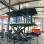 3T 2.5M Double Deck Hydraulic Car Lifts