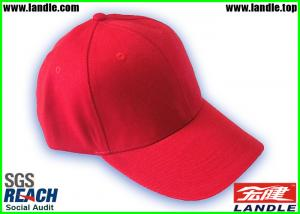 China Red Cotton Full Mesh Vintage Baseball Hats Korean Style Daily Decoration on sale